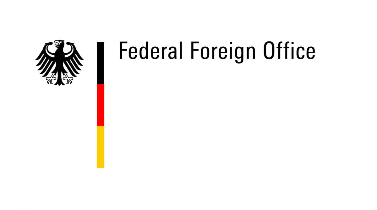 Supported with German Federal Foreign Office's funds by ifa (Institut für Auslandsbeziehungen), Funding Programme zivik
